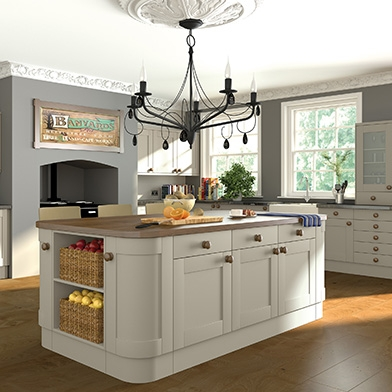 Drawer line kitchen base unit for Kitchen cabinets 700mm