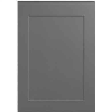 Elland Matt Dust Grey Sample Door