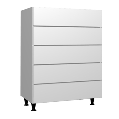Five Drawer Chest (Metabox)