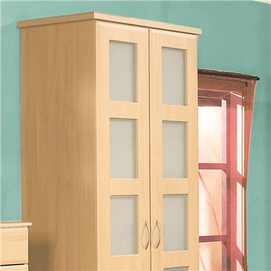 Five Hole Frame Wardrobe Door
