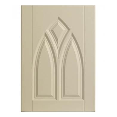 Gothic Ivory Sample Door Sample Door