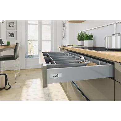 Pre-Assembled Heittich Atira Standard Soft Close Drawer