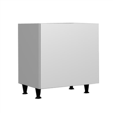 Single Hi Line Dresser