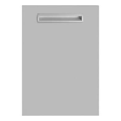 Inset Matt Dove Grey Sample Door