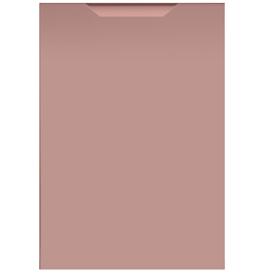 Integra Matt Blush Pink Sample Door