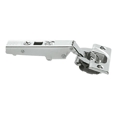 Integrated Soft Close 110º Hinge (Overlay Application) Pack 2