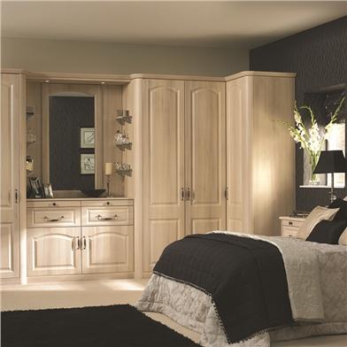 Bella Moldau Acacia Bedroom