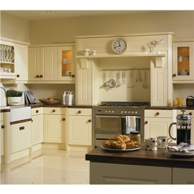 Vanilla Newport Fitted Kitchen