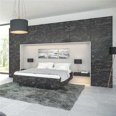 Valore Oriental Black Bedroom