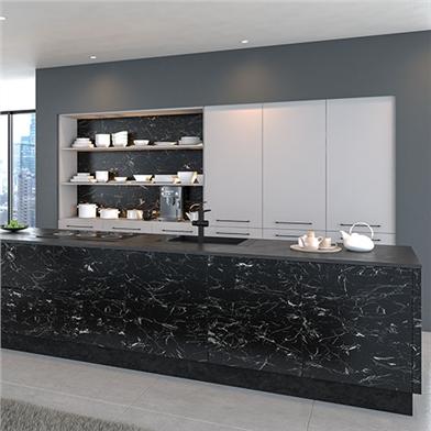 Valore Kitchen Oriental Black
