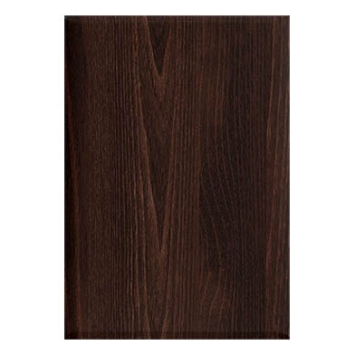 Pisa Burnt Oak Sample Door