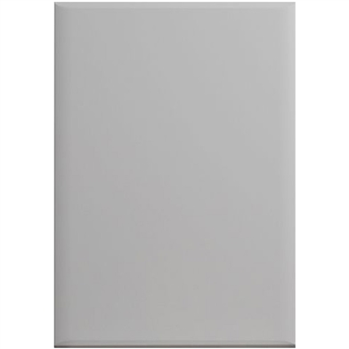Pisa High Gloss Light Grey Sample Door