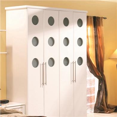 Port Hole Feature Wardrobe Door