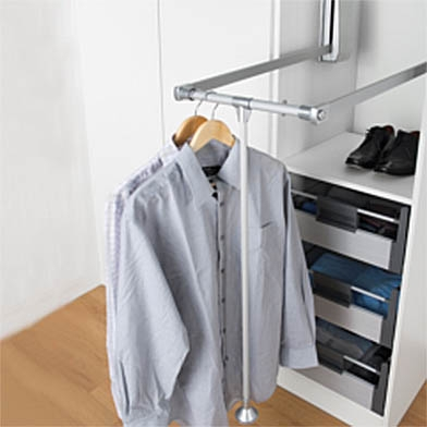 Pull Down Hanging Rail - Order from Doors Sincerely