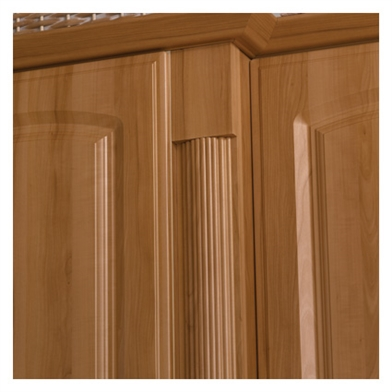 Reeded Pilaster
