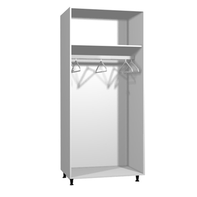 Wardrobe Long Hanging