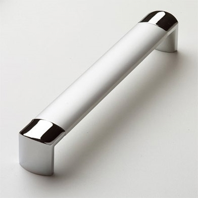 Satin Chrome/Chrome Bar