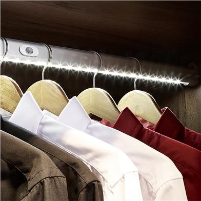 Elara LED Wardrobe Rail Light