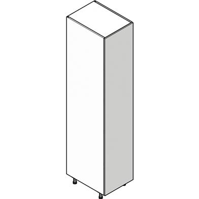 Clic Box Single Wardrobe 450mm