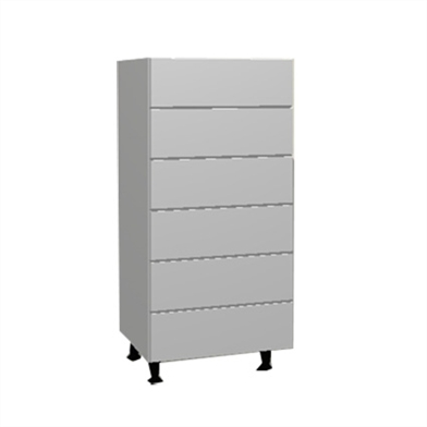 Six Drawer Chest of Drawers (Metabox)