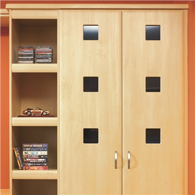 Bella Feature Frame Doors