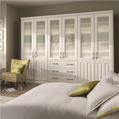 Super White Ash Bedroom