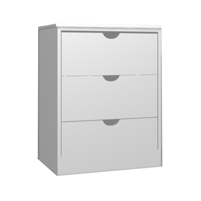 Three Drawer Internal Chest (Metabox)