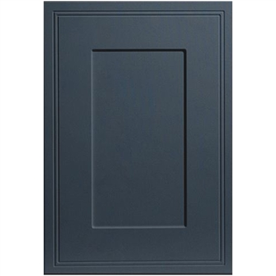 Tullymore Matt Indigo Blue Sample Door