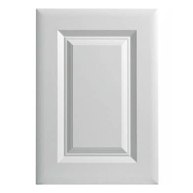 York Satin White Sample Door