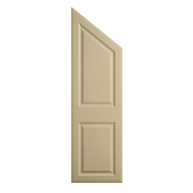 York Sloping Wardrobe Door
