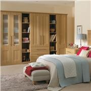 Bella Lissa Oak Bedroom