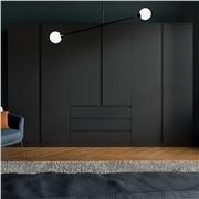 Bella Matt Black Bedroom