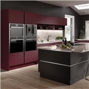 Matt Plum Kitchen Doors and Accessories