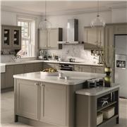 Bella Matt Stone Grey Kitchen