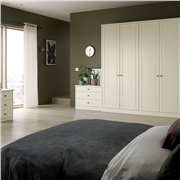 Bella Oakgrain Cream Bedroom
