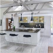 Bella Opengrain White Kitchen