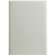 Pisa High Gloss White Sample Door
