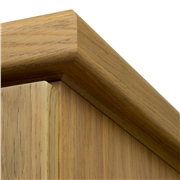 Rounded Bullnose Cornice