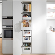 Combine Interal Drawer Units to Create Ideal Storage