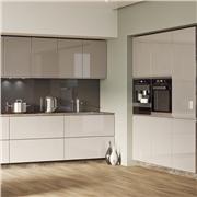 Opus Stone Grey Gloss Kitchen Doors
