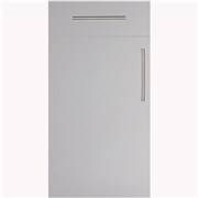 super-matt-light-grey-firbeck-door-sample