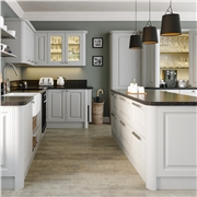Tuscany Fitted Kitchen Finished with Tortona Oak Kitchen Doors and Accessories