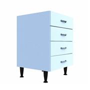 four-drawer-kitchen-cabinet