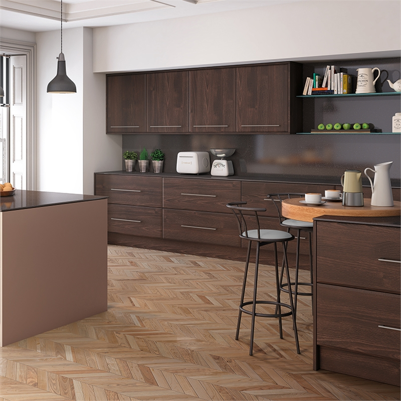 Double wall unit kitchen units for Double kitchen wall unit