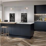 Zurfiz Stainless Steel Effect Kitchen Doors