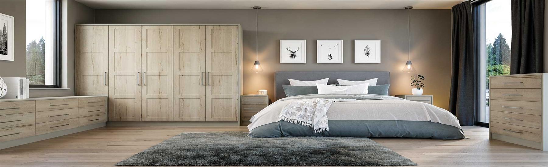 Bella-Aldridge-Matt-Pebble-and-Halifax-White-Oak-bedroom1