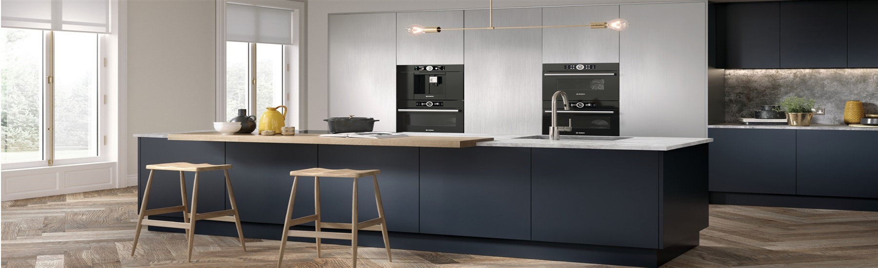 Zurfiz_Indigo_Blu_and_Grey_Kitchen