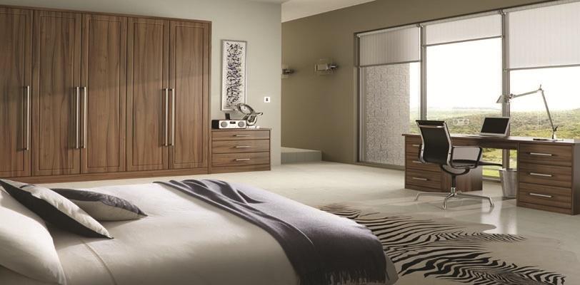 cupboard doors bedroom 1